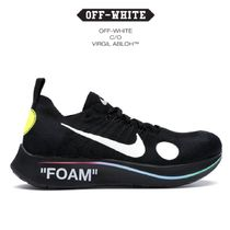 追跡有り配送!Nike Zoom Fly Mercurial Off-White Black
