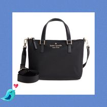 kate spade★ watson lane - lucie nylon crossbody bag☆セール