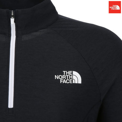 THE NORTH FACE Tシャツ・カットソー 【新作】 THE NORTH FACE ★大人気 W'S PROTECTION S/S ZIP TEE(5)