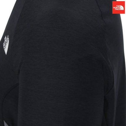 THE NORTH FACE Tシャツ・カットソー 【新作】 THE NORTH FACE ★大人気 W'S PROTECTION S/S ZIP TEE(6)