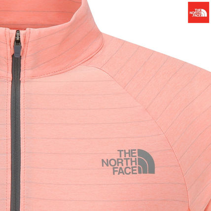 THE NORTH FACE Tシャツ・カットソー 【新作】 THE NORTH FACE ★大人気 W'S PROTECTION S/S ZIP TEE(10)