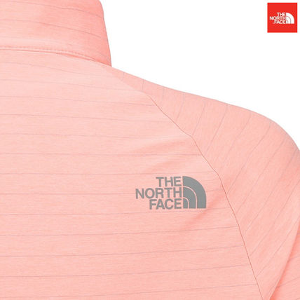 THE NORTH FACE Tシャツ・カットソー 【新作】 THE NORTH FACE ★大人気 W'S PROTECTION S/S ZIP TEE(12)