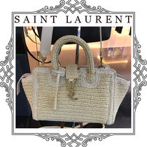 SAINT LAURENT BABY DOWNTOWN CABAS 日本限定 すぐ届く 在庫僅か