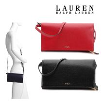 Sale★【Lauren Ralph Lauren 】★NEWBURY KAELYN LEATHER BAG
