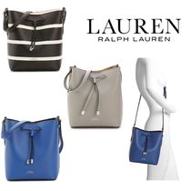 Sale★【Lauren Ralph Lauren 】★DRYDEN DEBBY LEATHER BAG