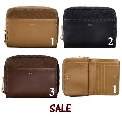 SALE★A.P.C. Compact Claire 折り畳み財布