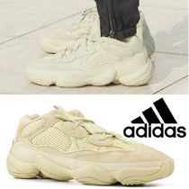 "追跡有り配送!ADIDAS YEEZY 500 ""MOON YELLOW"" (22cm~)"