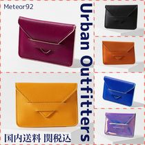 送料込*Urban Outfitters*Mini Envelope Card Case/6色