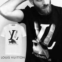 LOUIS VUITTON*2018-19AW*最新作*PEACE AND LOVE Tシャツ