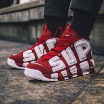 【関税込】NIKE AIR MORE UPTEMPO x SUPREME