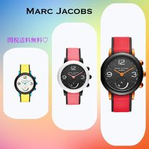 関送込 Marc Jacobs 新作 Riley Hybrid Smartwatch 3色