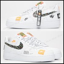 "送関込 NIKE AIR FORCE 1 PREMIUM ""JUST DO IT"" 国内発送"