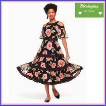 【kate spade】Madison Avenue★vintage bloom shane dress