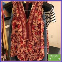 【kate spade】美しいペイズリー柄♪paisley blossom top★