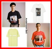 18SS【ANDERSSON BELL】BOB MAZZER COLLABORATION T-SHIRT