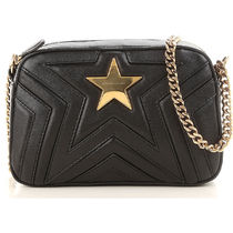 Stella McCartney	ACROSSBODY BAG	500994	W8214	1000	BLACK/GOLD
