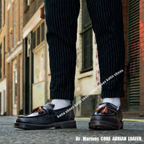 Dr Martens★ADRIAN LOAFER★タッセル ローファー★兼用★3色