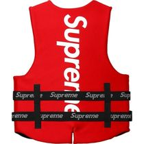 SS18 SUPREME O'BRIEN LIFE VEST RED 送料無料