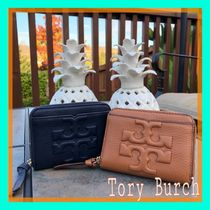 ToryBurch ☆ Bombe t zip 便利なキーチェーン付コインケース♪