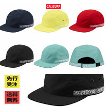 【BUYMA最安値】 SS18 SUPREME TONAL TAPING CAMP CAP /送料込