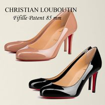 Christian Louboutin Fifille パテントレザー パンプス