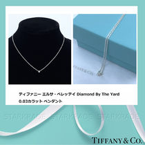 [Tiffany & Co.] Diamond By The Yard 0.03カラット ペンダント