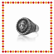 ATOLYESTONE(アトリエストーン) 指輪・リング 【関税・送料込】ATOLYESTONE♪IMPERIAL LEO RING -SOLID SILVER