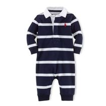 Ralph Lauren(ラルフローレン) Rugby Striped Coveralls