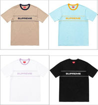 20 week Supreme  Team Ringer Tee