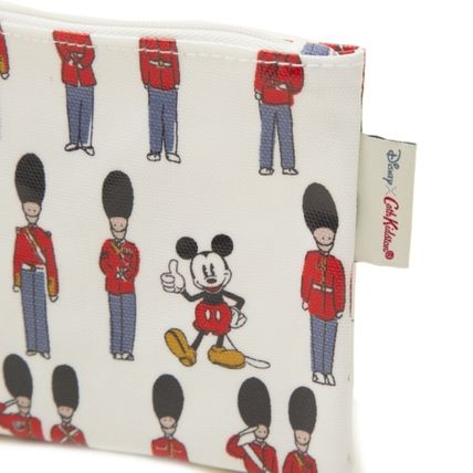 Cath Kidston メイクポーチ キャスキッドソン ポーチ 734547 Ivory Mickey and Guards(3)