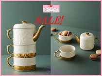 最終SALE☆在庫限り☆即納【Anthro】Duet Tea For Two Set