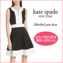 【国内発送】COLORBLOCK PONTE DRESS セール