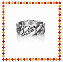 ATOLYESTONE(アトリエストーン) 指輪・リング 【関税・送料込】ATOLYESTONE♪CLASSIC CHAIN RING SOLID SILVER