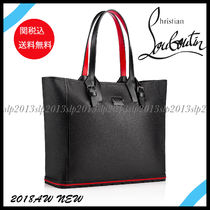 19New■Christian Louboutin■Kabiker Tote Bag Black関税込