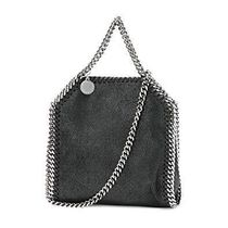 Stella McCartney  FALABELLA TINY TOTE	391698	W9132	1000BLACK