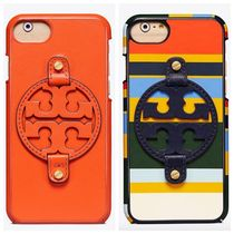 TORY BURCH MILLER LEATHER CASE 、MILLER HARDSHELL CASE