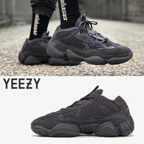 レアモデル adidas Originals × YEEZY 500 「Utility Black」