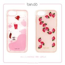 ban.do【国内発送】floating icons☆iphone case 6/7/8☆2種類