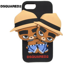 DSQUARED2 iPhone7 スマホケース IT4003-337-2124