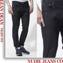 nudie jeans co ストレッチ ジーンズ lean-dean-112744