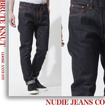 nudie jeans co ストレッチ ジーンズ brute-knut-112008