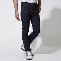nudie jeans co ボタンフライ ジーンズ grim-tim-112223