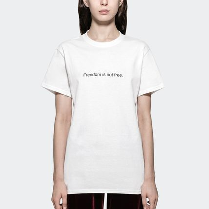 F.A.M.T. Tシャツ・カットソー 【Fuck Art, Make Tees】Freedom Is Not Free T-shirt