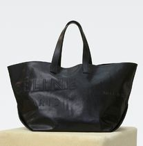 CELINE MEDIUM MADE IN TOTE IN LEATHER 186093B3F.38NO