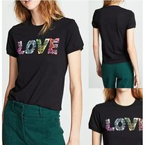 【COACH】Signature Love Tee