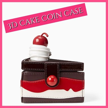 kate spade / コインケース / 3D cake coin case
