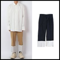 ☆SCENERITY☆ Fisher cotton pants [2color]