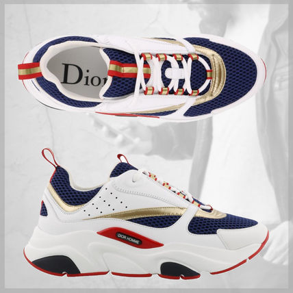 Dior スニーカー 18-19AW新作★Dior B22 SNEAKERS