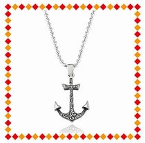 ATOLYESTONE(アトリエストーン) ネックレス・チョーカー 【関税・送料込】ATOLYESTONE♪CLASSIC ANCHOR NECKLACE