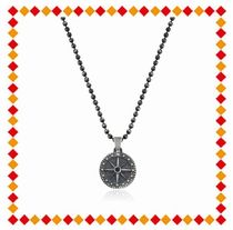 ATOLYESTONE(アトリエストーン) ネックレス・チョーカー 【関税・送料込】ATOLYESTONE♪COMPASS NECKLACE WITH CHAIN